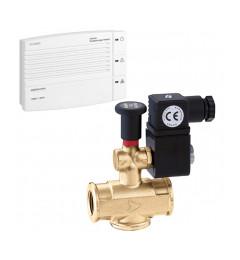 Detektor za gas sa elektromagnetnim ventilom Caleffi