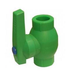 Kugla ventil 40 zeleni Pestan