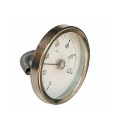 Termometar kontaktni 63 mm 0-120 aksijalni