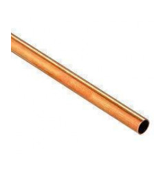 Cu cev (gas) 22 mm