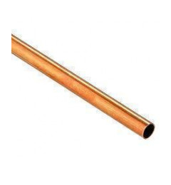 Cu cev (gas) 18 mm