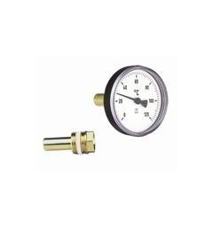 Termometar 0-120 fi 63 mm aksijalni