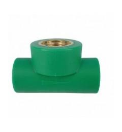 Telo ventila 25 zeleno Pestan