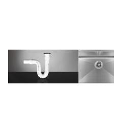 Fleksibilni sifon Texo 1/1 S (za sudoperu)