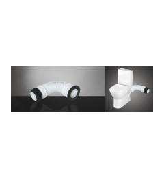 Fleksibilna veza Texo za wc solju Baltic