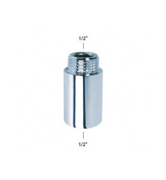 """Niklovani produzetak V8101 1/2"""" 40 mm"""