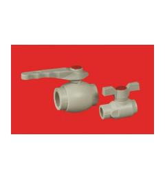 Kugla ventil PPR 63 FV Plast