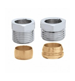 "Adapter 1/2""-15 mm Caleffi"