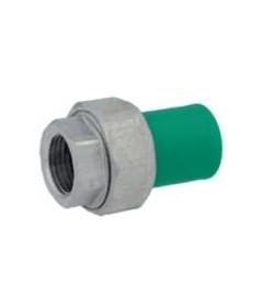 "Holender metal-plastika UN 25x3/4"" T-M zeleni Pestan"