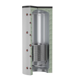Bergen akumulacioni rezervoar (bafer) sa izmenjivacem BAT-H 500