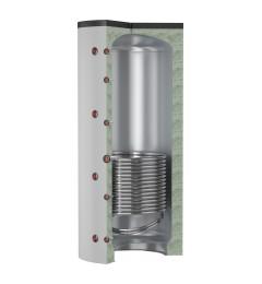 Bergen akumulacioni rezervoar (bafer) sa izmenjivacem BAT-H 1000