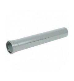 Cev PVC fi 110/500  troslojna SDR 51 siva