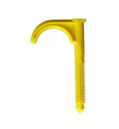 Jednostrani podni drzac cevi 8 cm