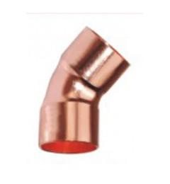 Cu koleno Z-Z 45 18 mm