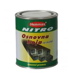 Boja osnovna NITRO metal siva 0.9l