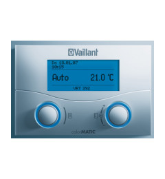 Termostat upr.radio signalom (24 V,eBUS veza,prenosiv) calorMATIC 392f