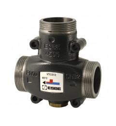 """Ventil trokraki termostatski VTC512 5/4"""" 60 C ESBE"""