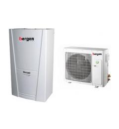 BERGEN toplotna pumpa vazduh-voda D.C. Inverter VERSATI II 8