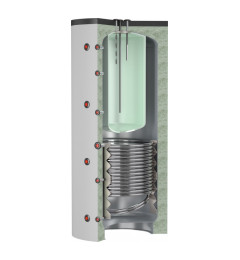 Bergen akumulacioni rezervoar (bafer) sa bojlerom BAT-HB 800